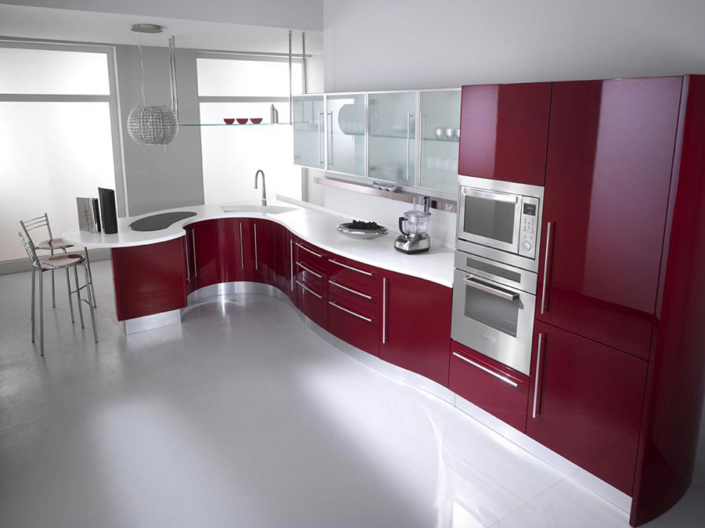 Modern Kitchen Designs With Natty Concept (Image 24 of 31)