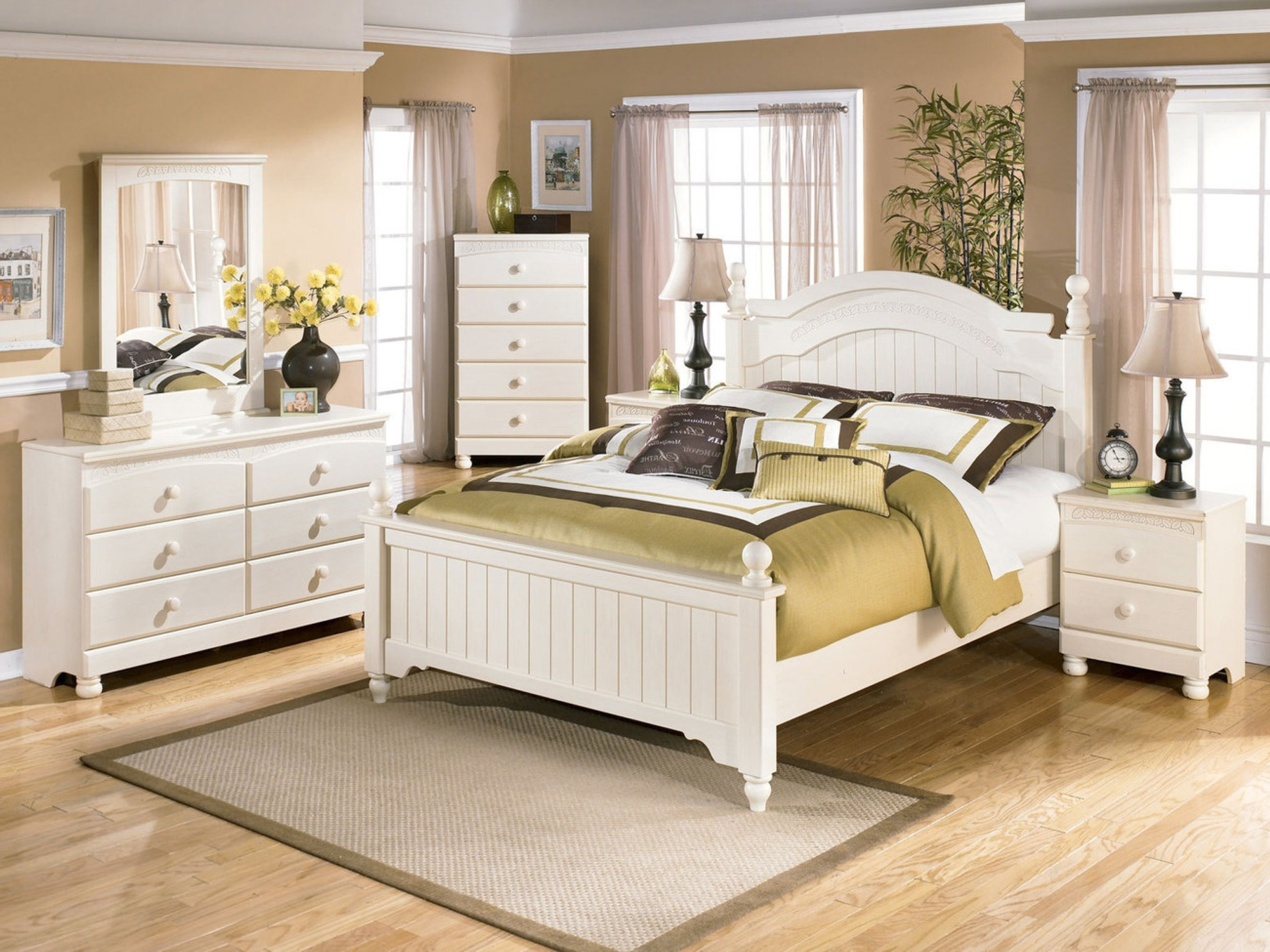 Neat Inspirational Cream Furniture As Fitted Bedroom Furniture To The Inspiration Design Ideas With The Best Examples Of The Bedroom (Image 10 of 21)