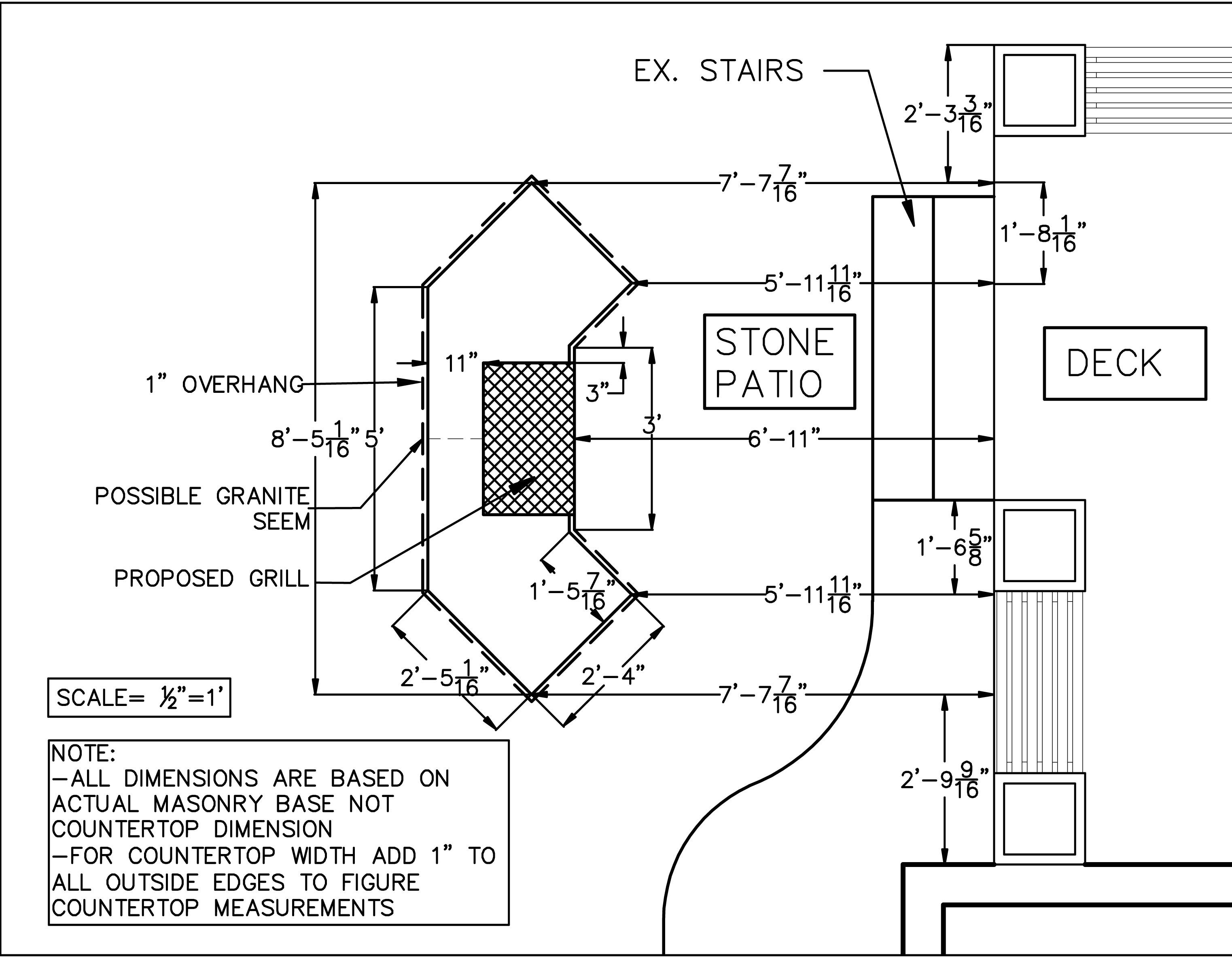 Outdoor Kitchen Architecture Design Ideas Plan Contemporary Archicad Autocad Drawing Landscape Inspiration How To Design Kitchen Layout From Blah Into Fantastic (View 2 of 20)