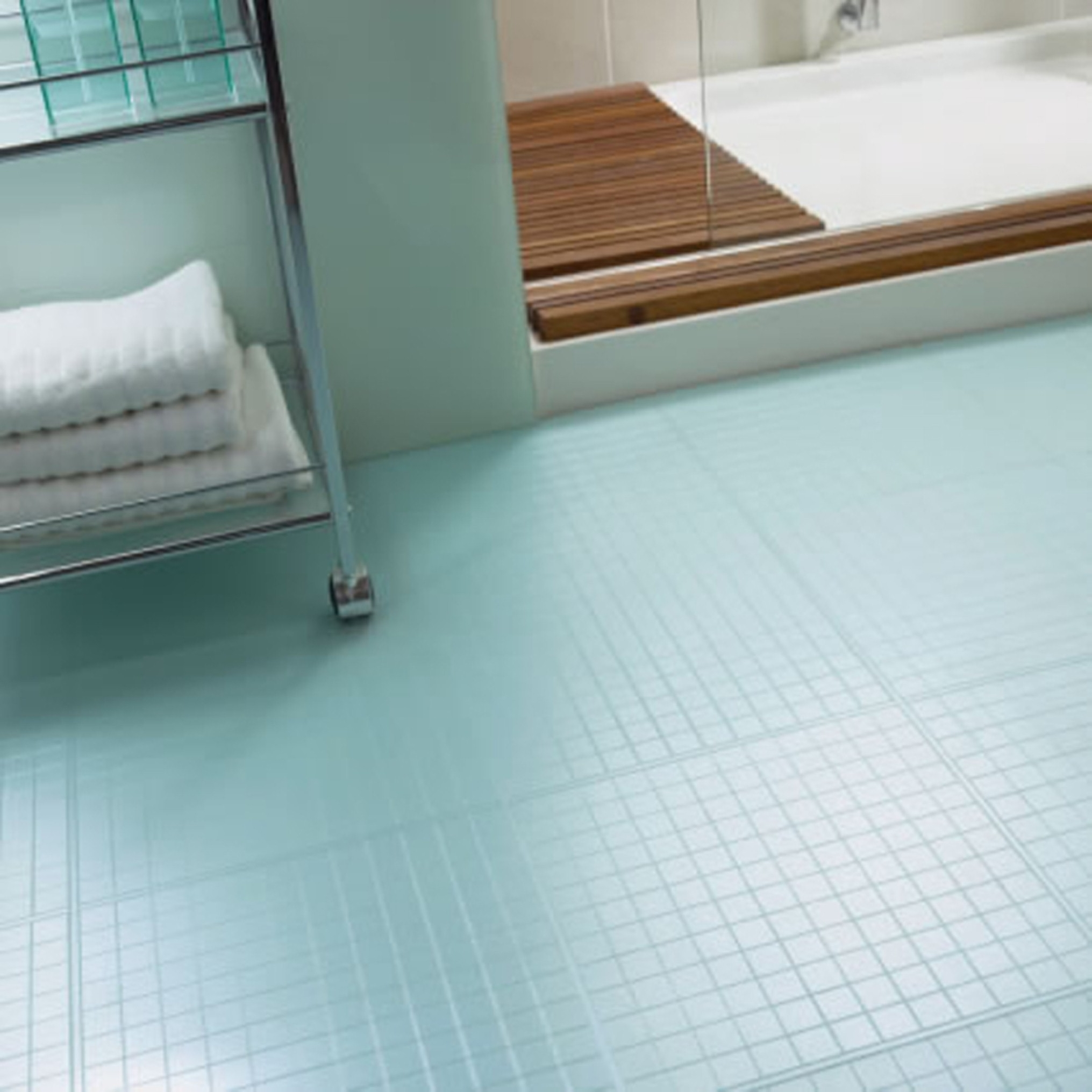 Smart Bathroom Flooring To The Inspiration Design Ideas With The Best Examples Of The Bathrooms (Image 11 of 29)