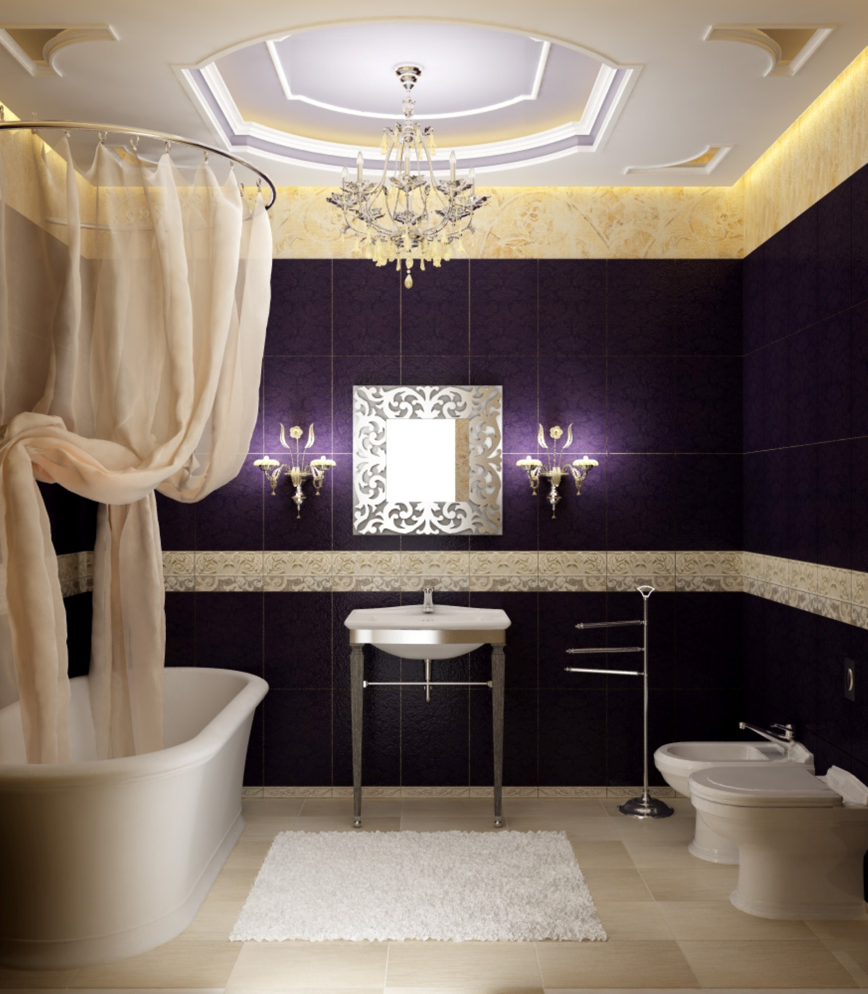 Spacious Photos As Bathroom Design For Divine Design Ideas Of Great Creation With Innovative Bathroom (View 7 of 29)