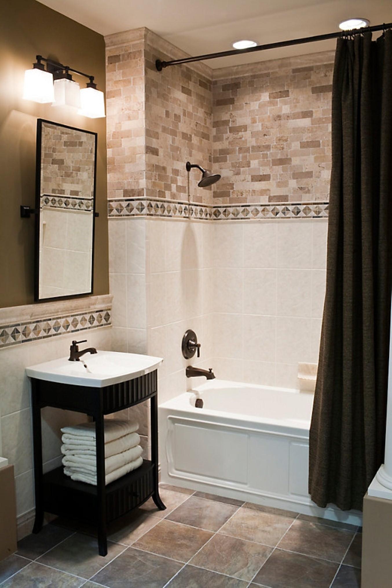 Stylish Bathroom Floor Tile Ideas As The Artistic Ideas The Inspiration Room To Renovation Bathroom You (Image 5 of 23)