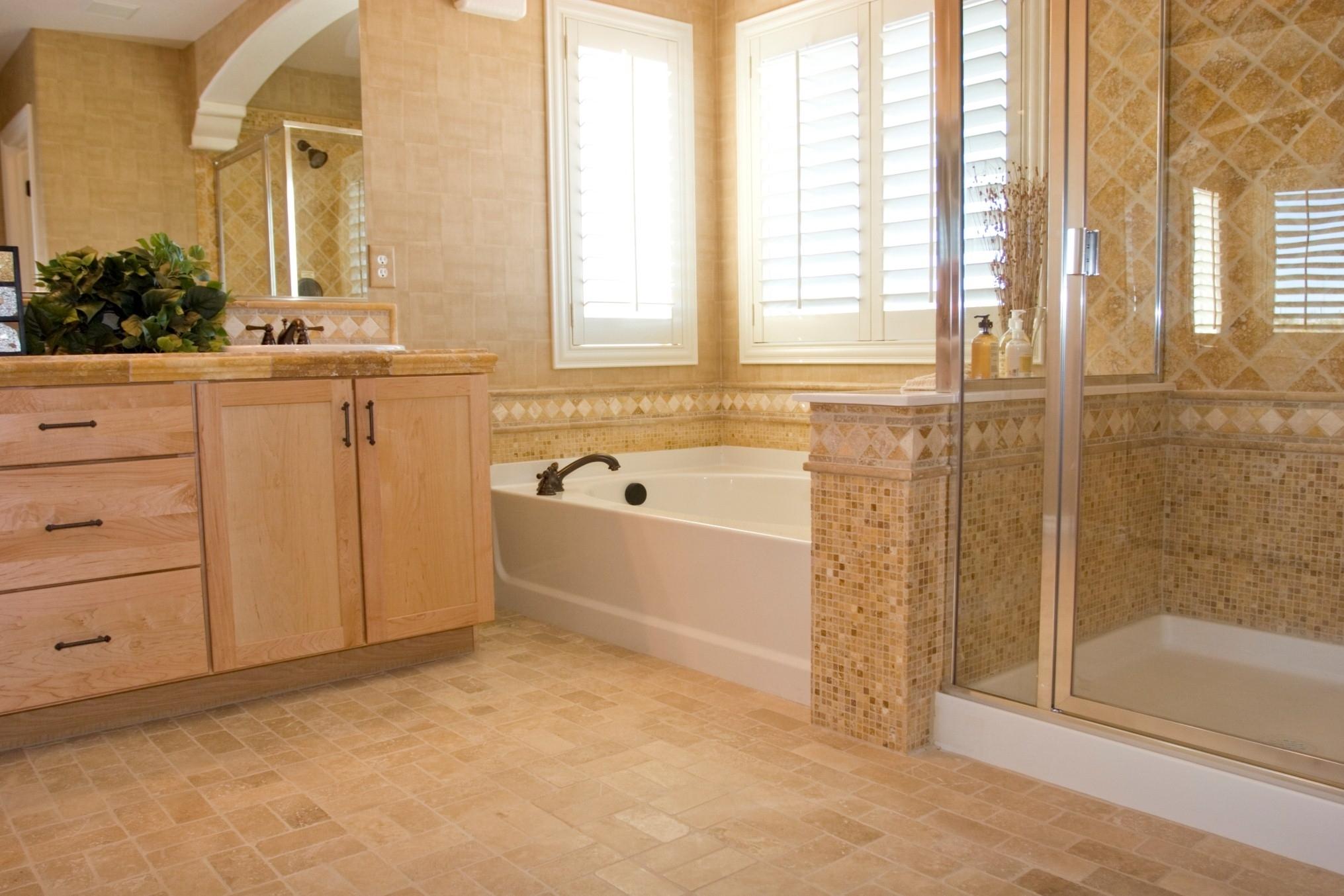 Modern Bathroom (Image 3 of 23)