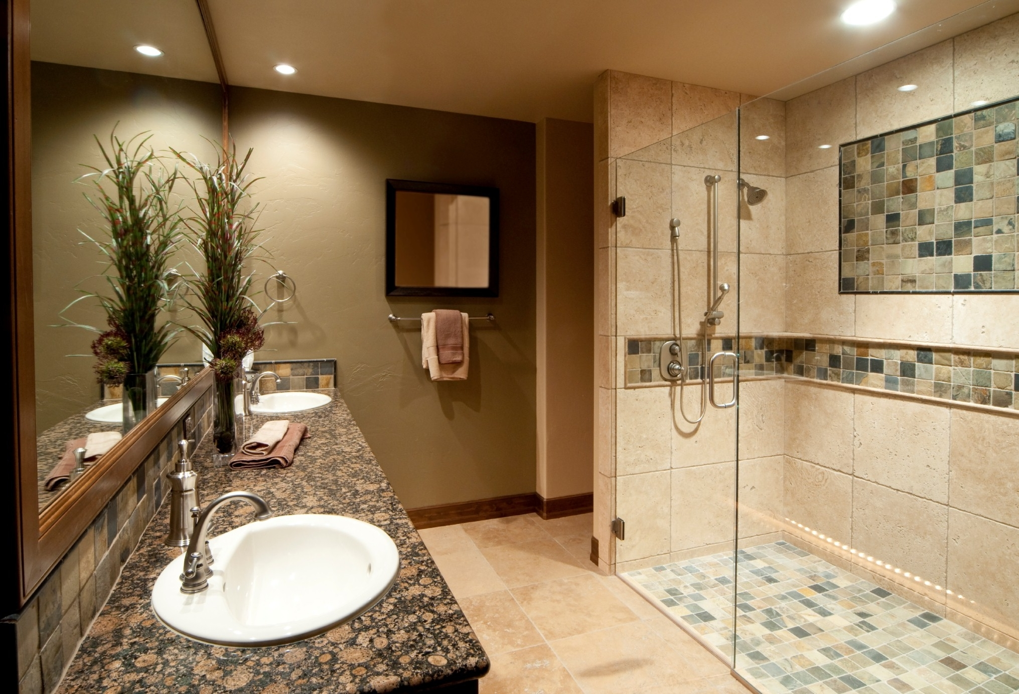 Stylish Bathroom Renovation Ideas Pictures With Various Examples Of Best Decoration Of Bathroom To The Inspiration Design Ideas (View 22 of 23)