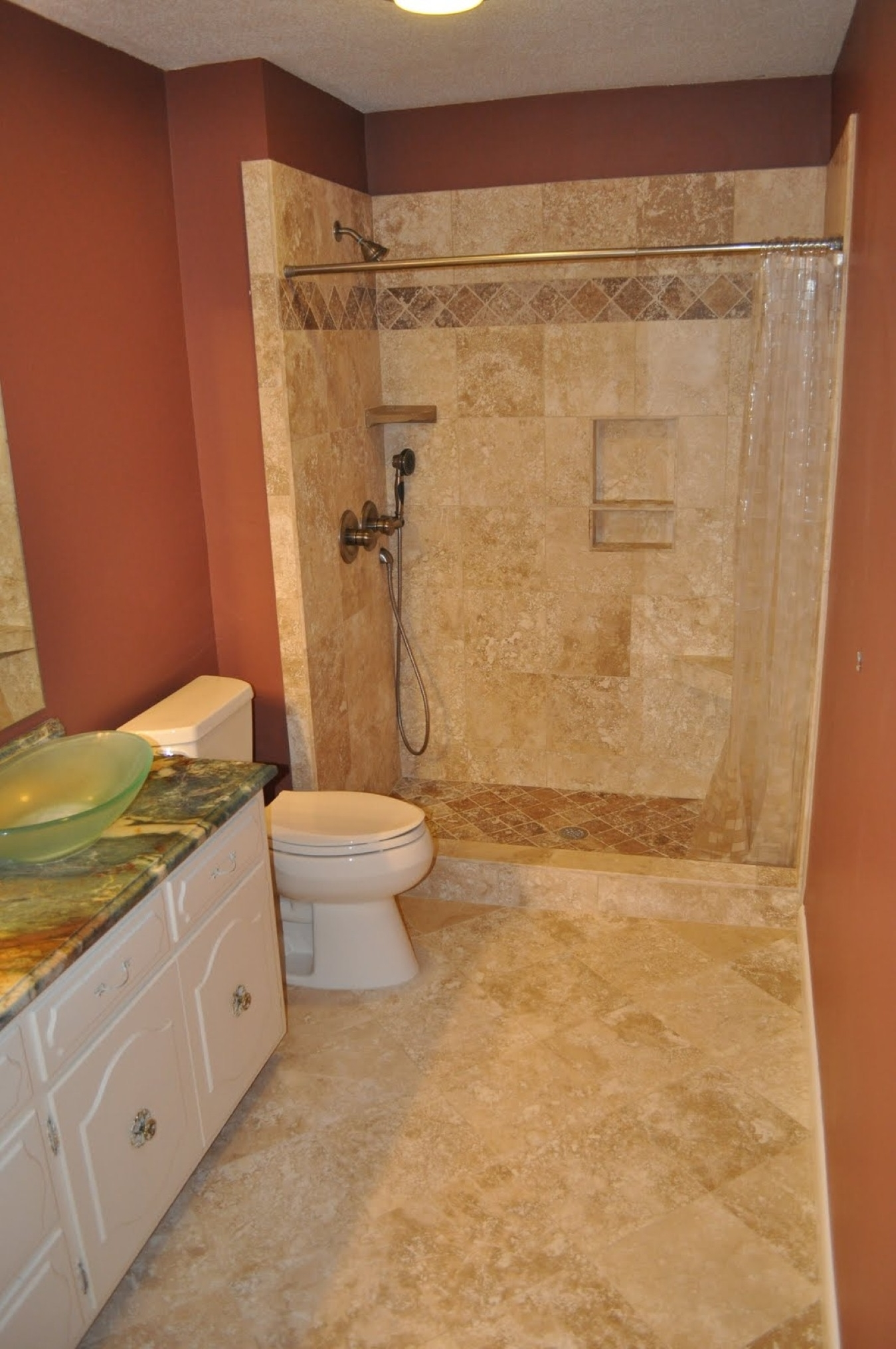 Bathroom remodel examples interior design for Bathroom remodel examples