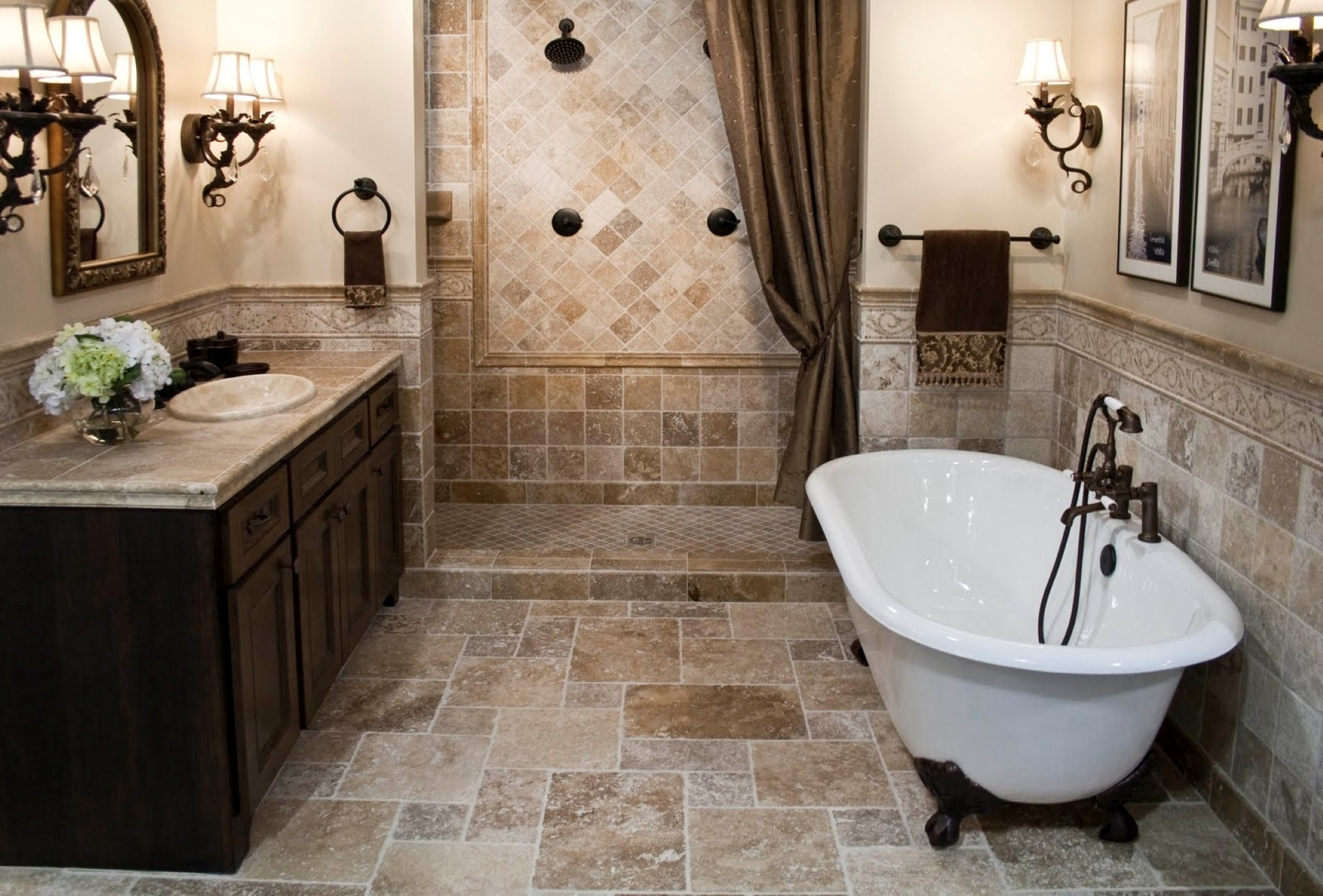 Stylish Bathroom Renovations For Bathroom Design Ideas With Tens Of Pictures Of Prepossessing Bathroom To Inspire You (View 2 of 23)