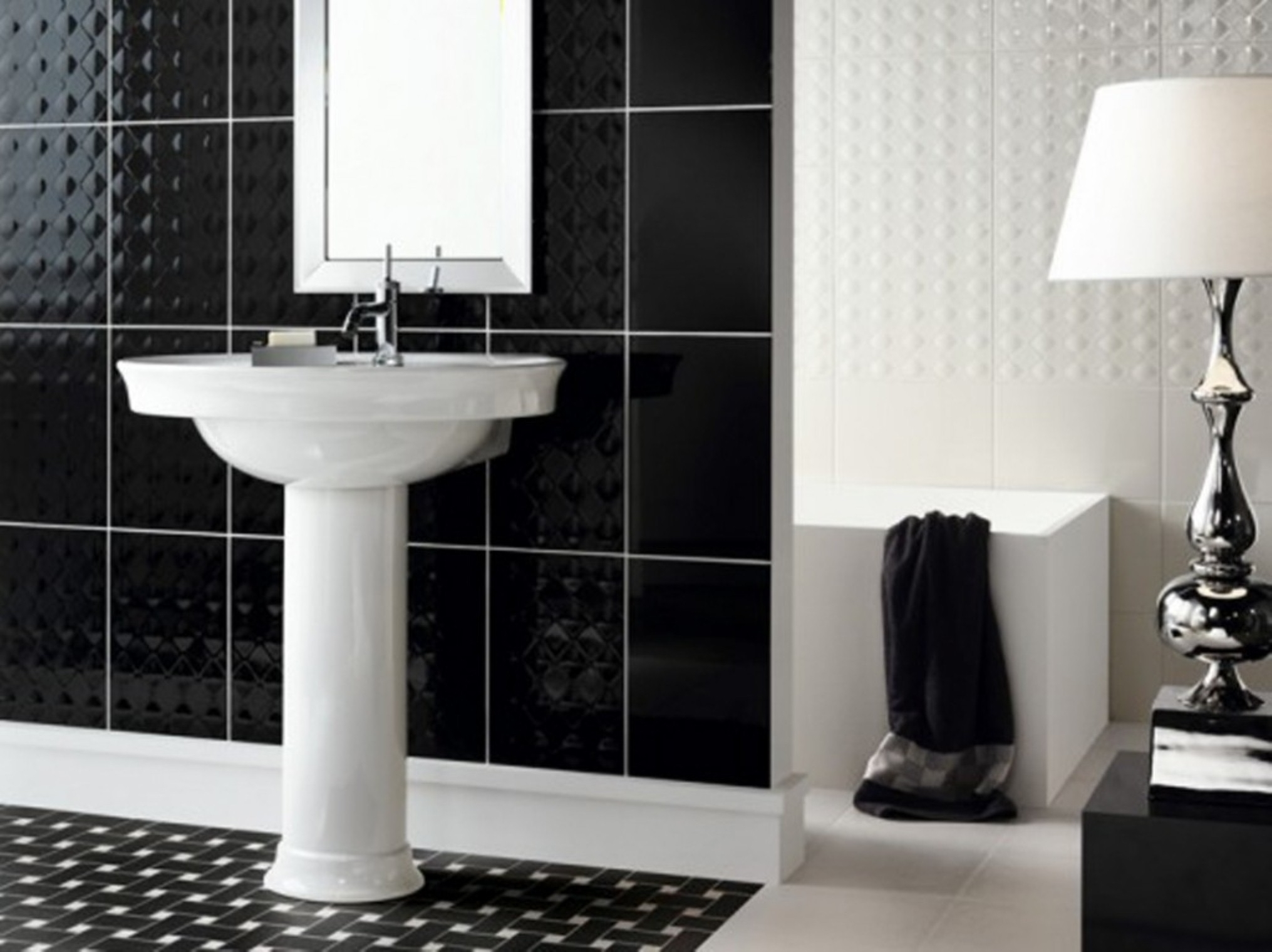 Stylish Bathroom Shower Tile Ideas In The Latest Style Of Elegant Design Ideas From Bathroom (View 3 of 23)