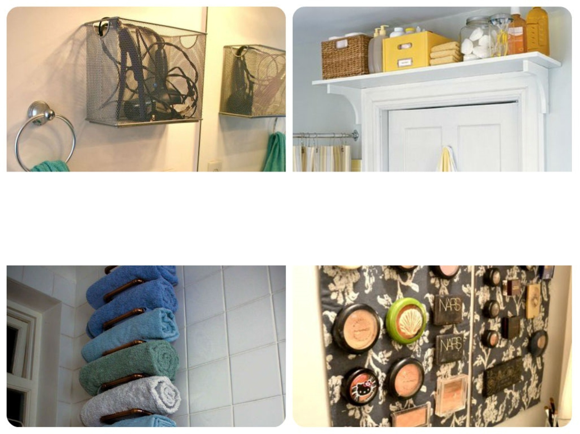 Stylish Bathroom Storage Ideas With Various Examples Of Best Decoration Of Bathroom Inspiration (View 4 of 23)