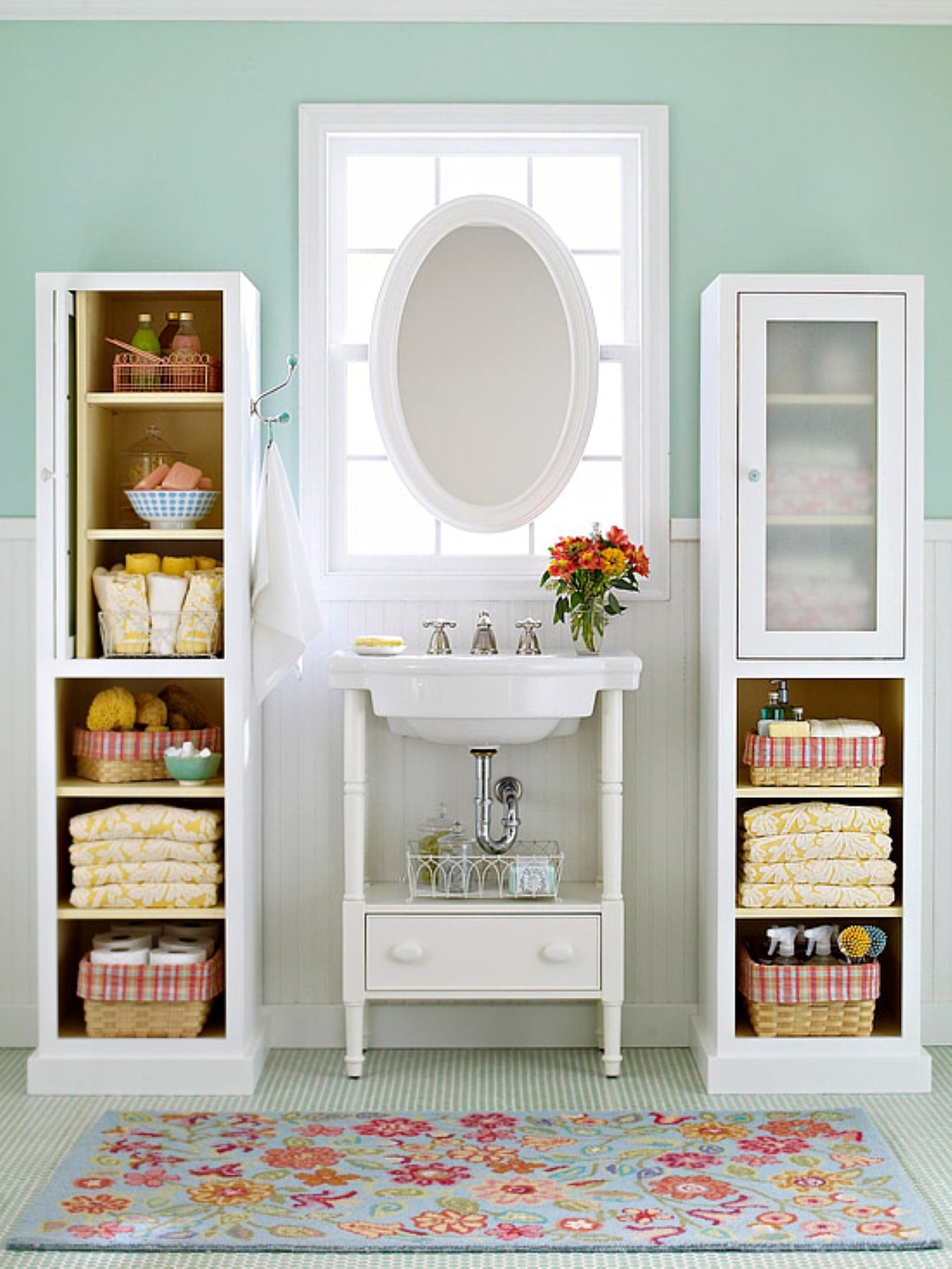Stylish Bathroom Storage Ideas With Various Examples Of Best Decoration Of Bathroom To The Inspiration Design Ideas (View 5 of 23)
