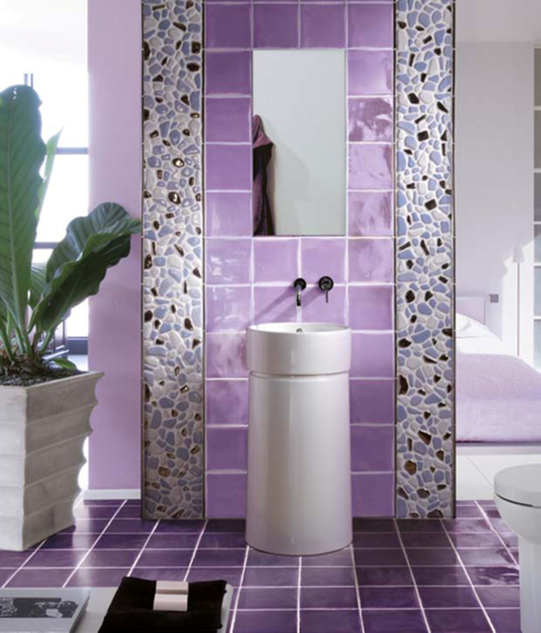 Stylish Bathroom Tile Design Ideas For Astonishing Design Ideas With Great Exclusive Design Of Bathroom (View 6 of 23)