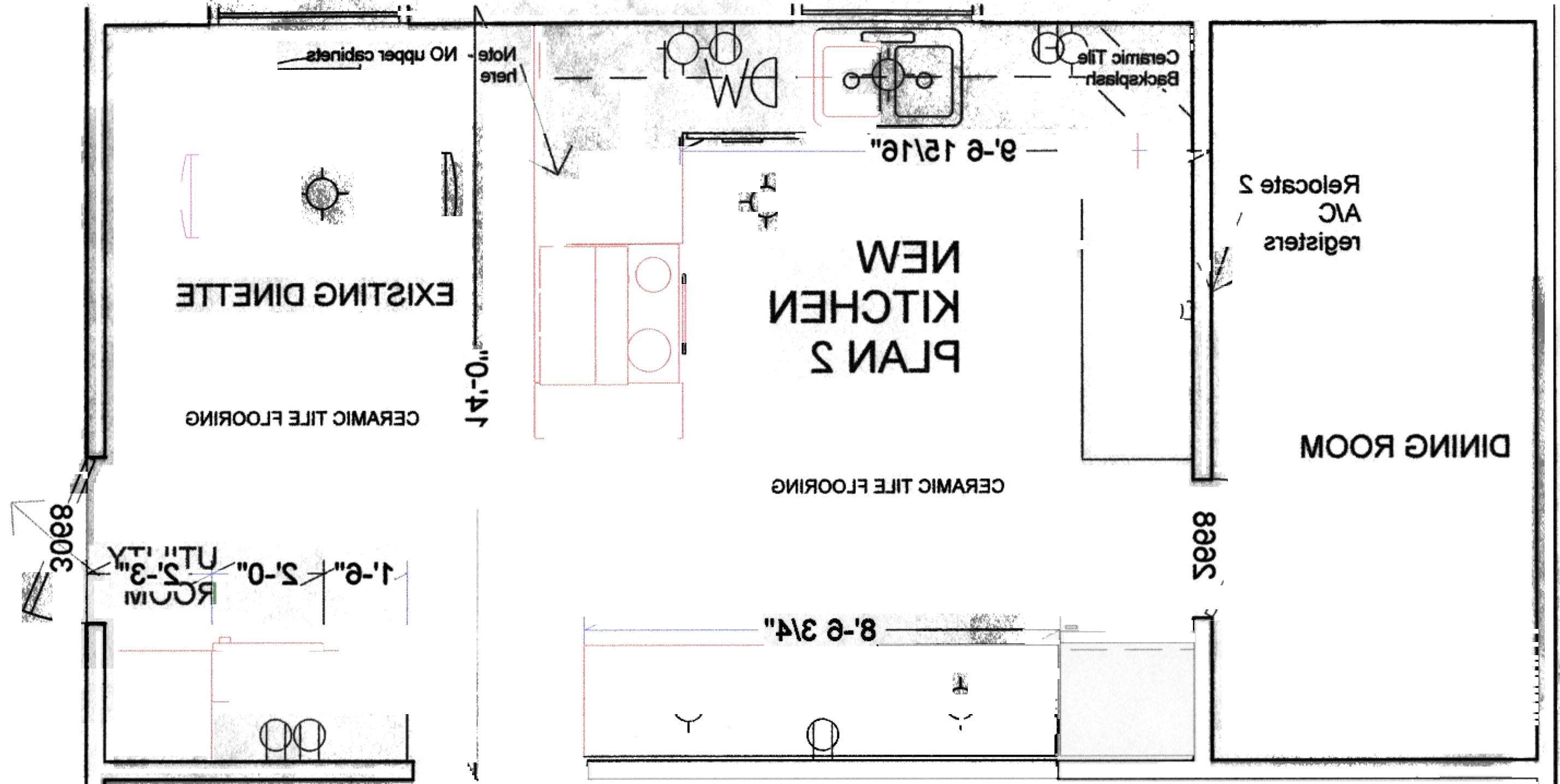 Kitchen Architecture Design Ideas Plan Archicad Autocad Contemporary Drawing Landscape Inspiration Commercial Kitchen Design How To Design Kitchen Layout (Image 20 of 38)