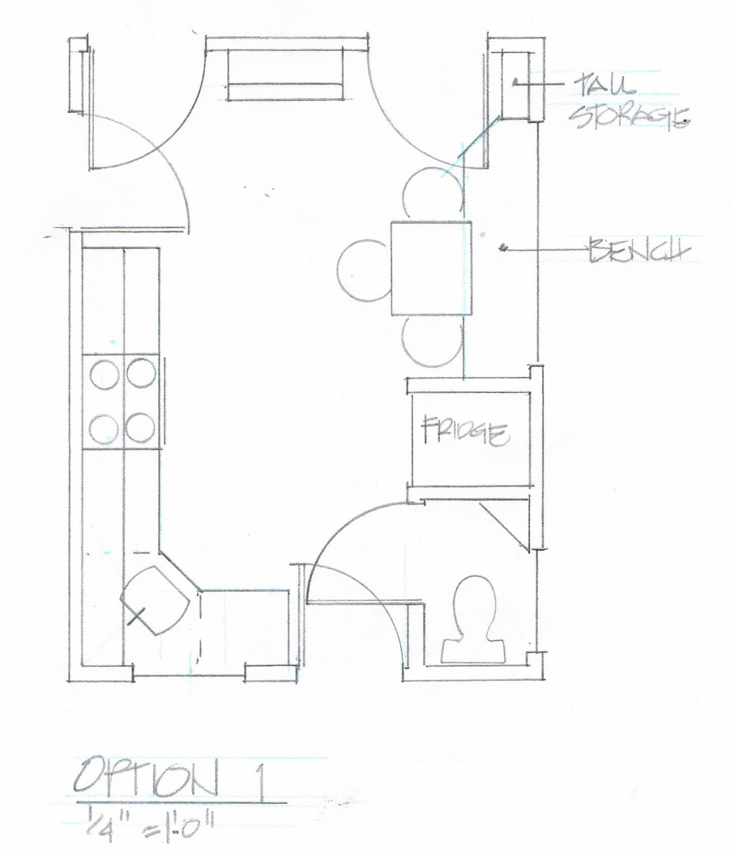 Kitchen Clients Drawing Autocad Archicad Planner Designs Kitchen Layouts Blueprint Portfolio Kitchens Design Ideas The Philosophy Of Online Kitchen Layout (Image 3 of 31)