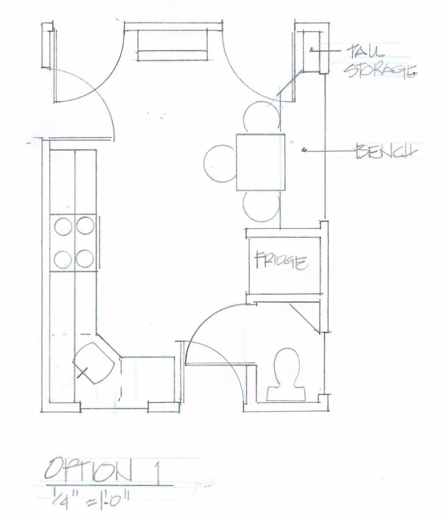 Kitchen Clients Drawing Autocad Archicad Planner Designs Kitchen Layouts Blueprint Portfolio Kitchens Design Ideas The Philosophy Of Online Kitchen Layout (View 19 of 31)