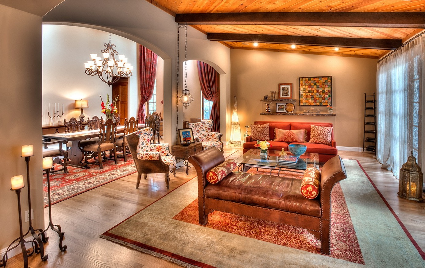 Best Modern Moroccan Living Room (View 20 of 25)