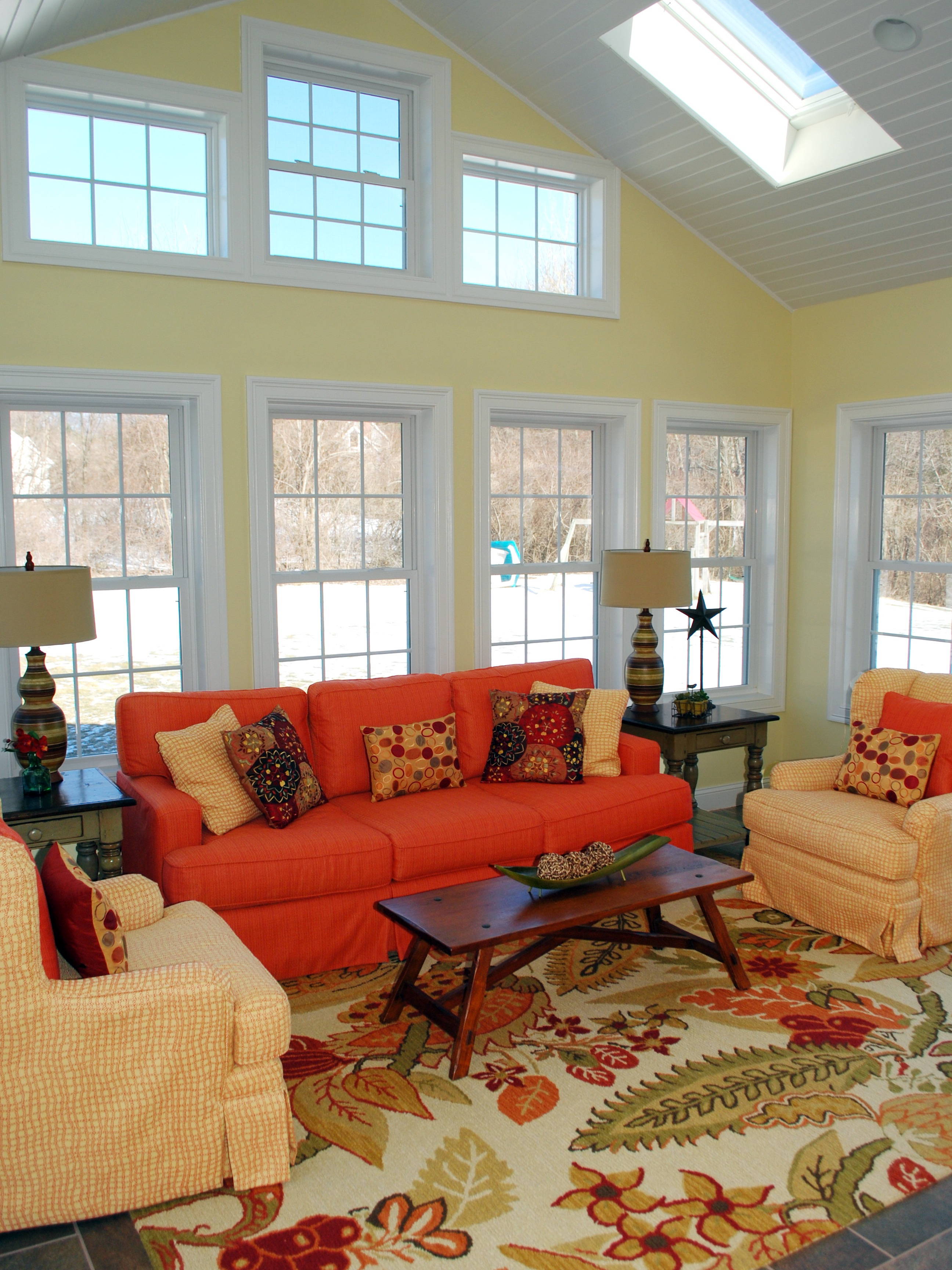 Country Living Room Furniture (Image 5 of 18)