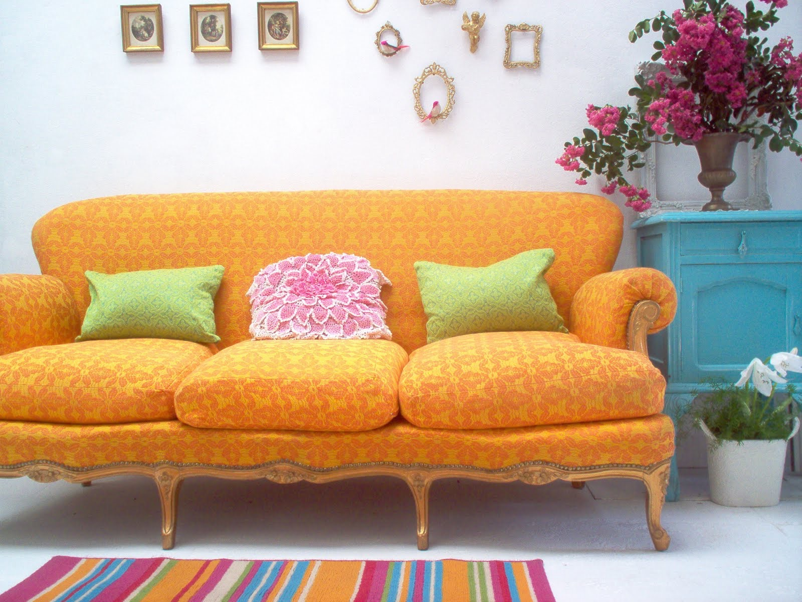 Cozy Moroccan Living Room Chair Furniture (Image 7 of 25)