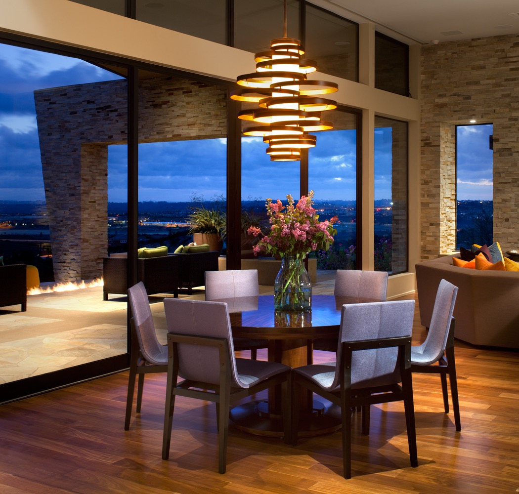 Artistic Hanging Pendant Lights For Apartment Dining Room (View 12 of 20)