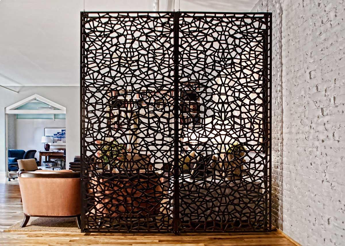Artistic Modern Room Divider (View 13 of 14)