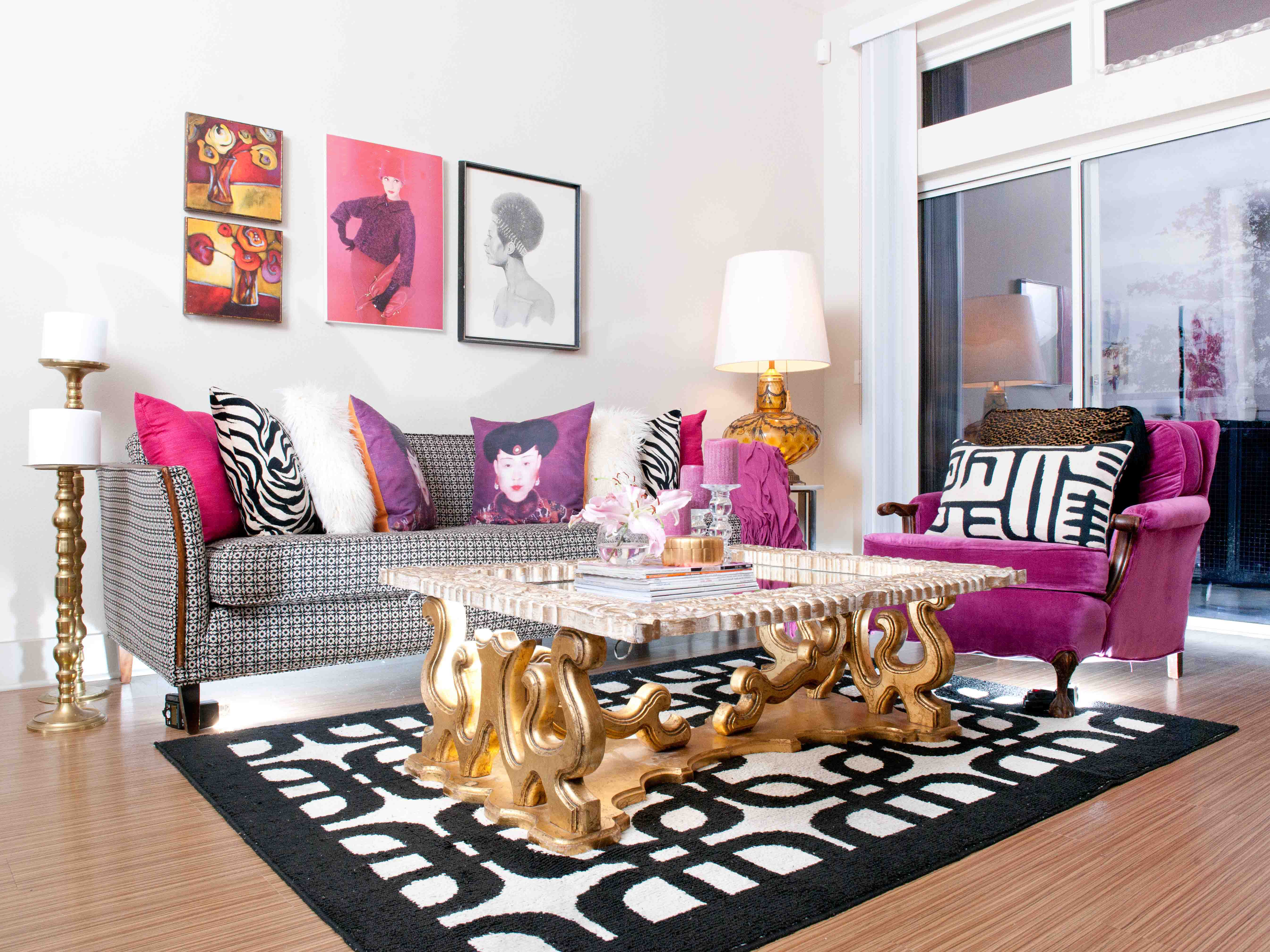 Attractive Chair Cushions Oriental Design Theme (View 11 of 11)