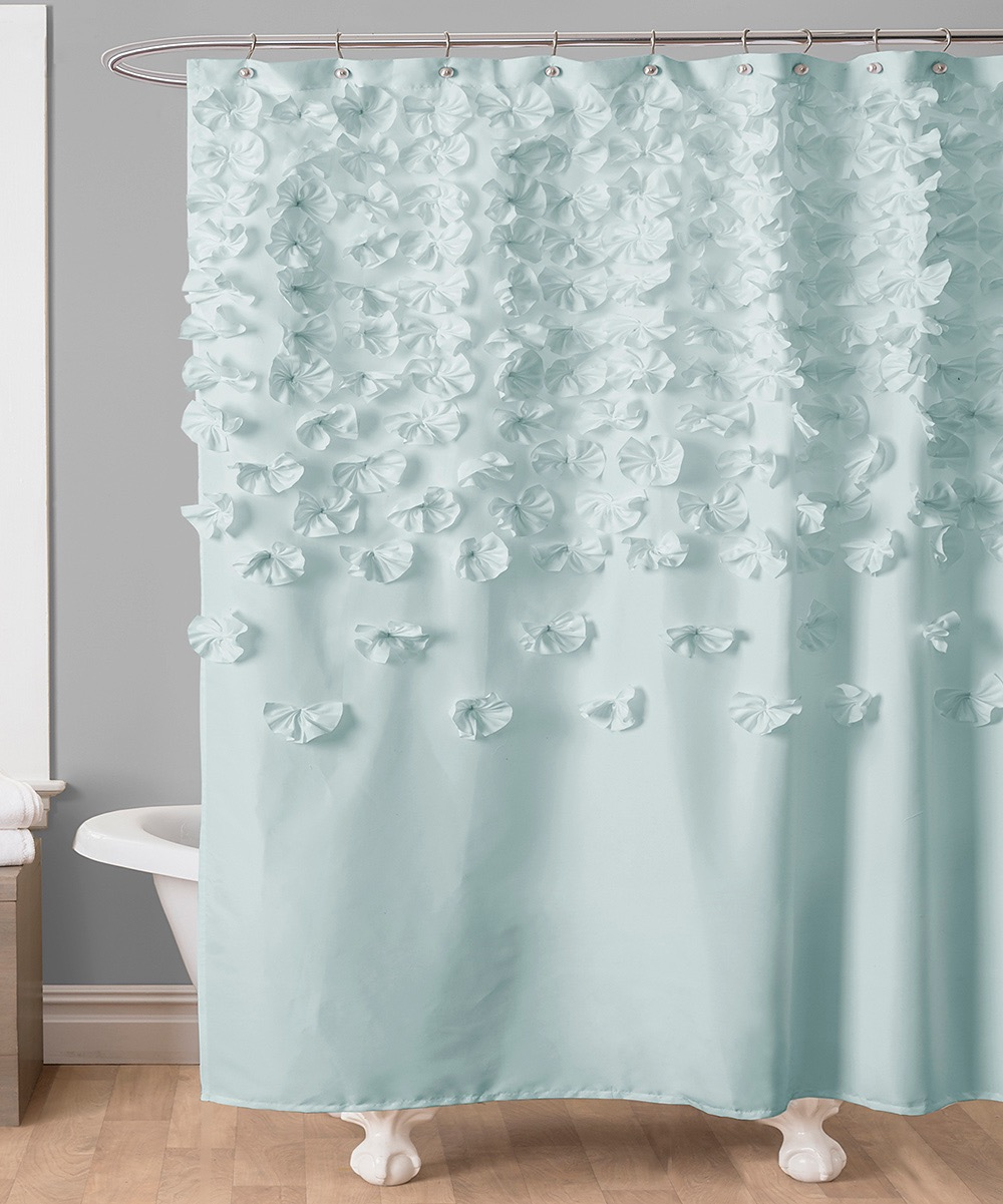 Beauty Motive For Modern Bathroom Shower Curtain (View 2 of 15)