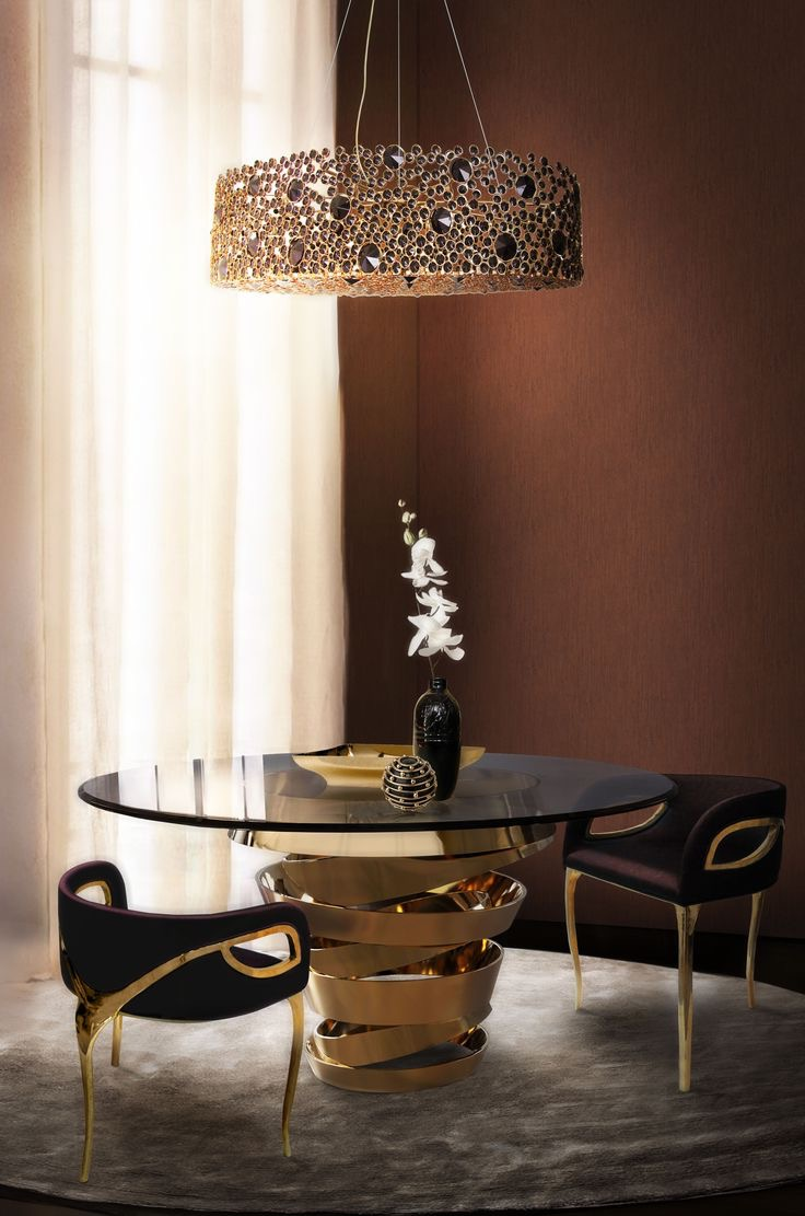 Cheap Eternity Chandelier For Contemporary Dining Room (Image 3 of 15)