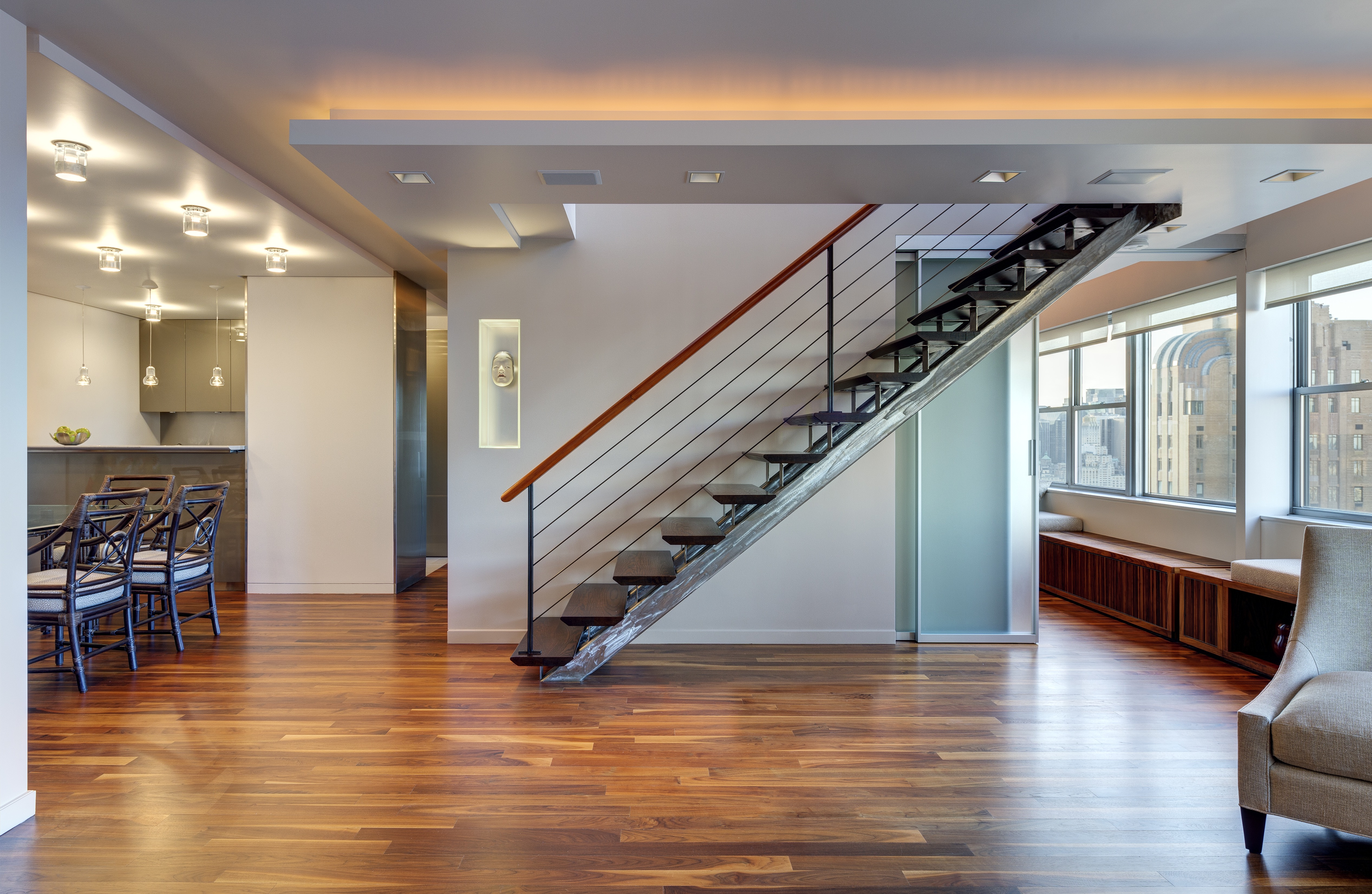 Featured Image of 10 Beauty Loft Stairs Design Ideas