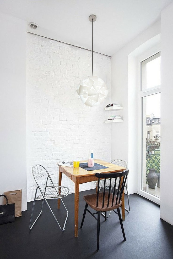 Contemporary White Swag Lamps For Apartment (Image 7 of 13)