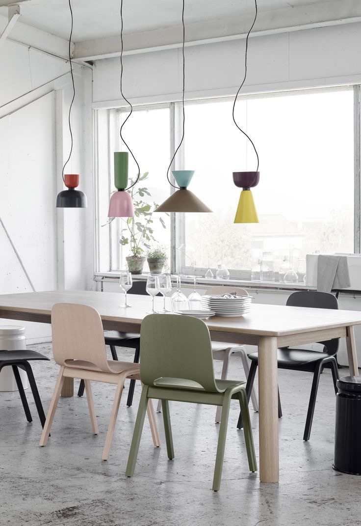 Creative DIY Colorful Hanging Pendant Lights (Image 11 of 20)