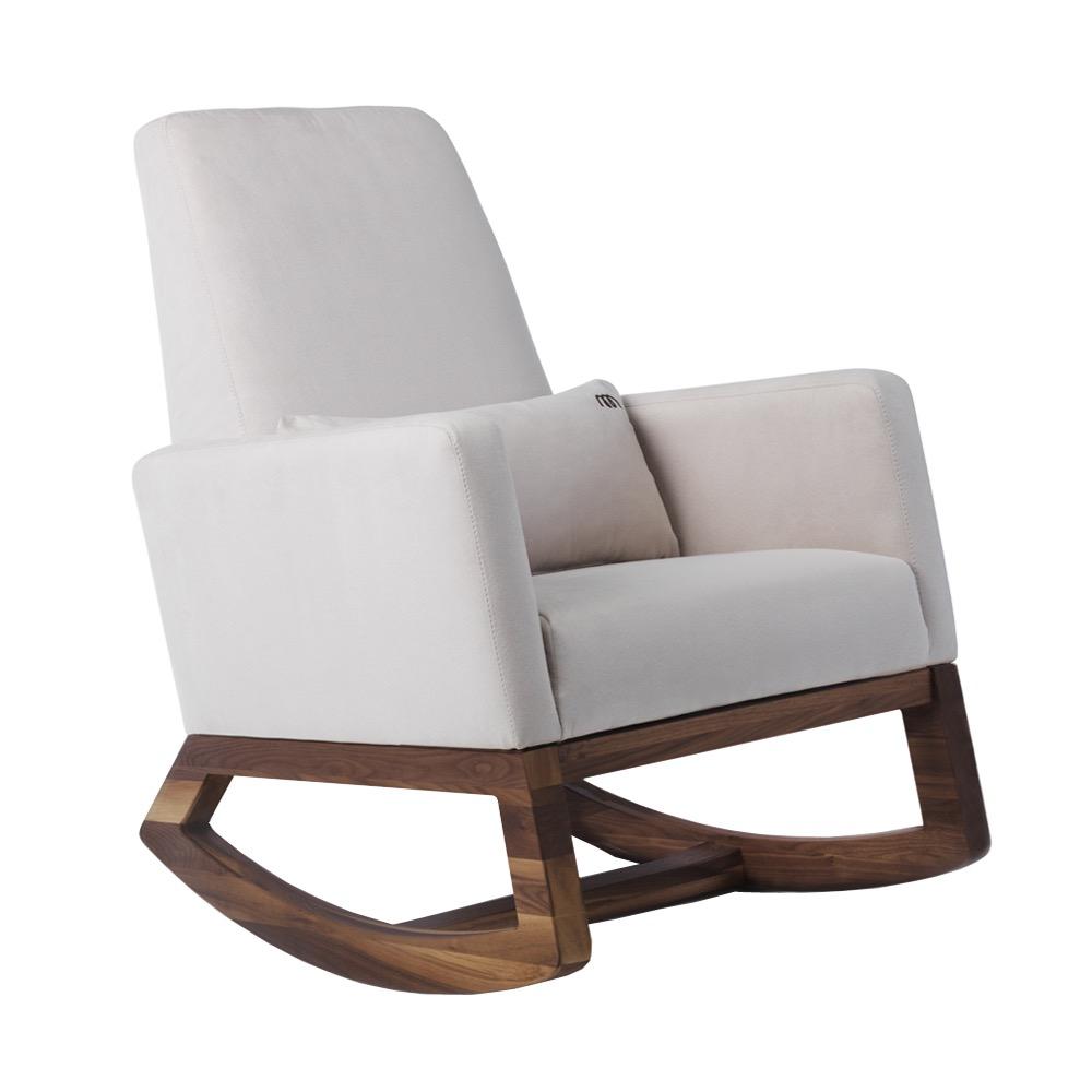 Elegant Grey Rocking Chair Cushions (View 4 of 11)