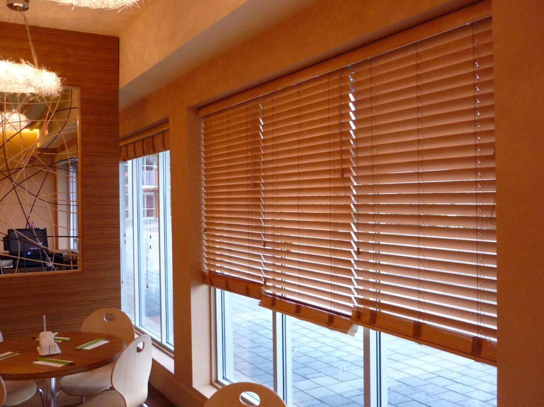 Modern Minimalist Bamboo Curtain (Image 18 of 20)