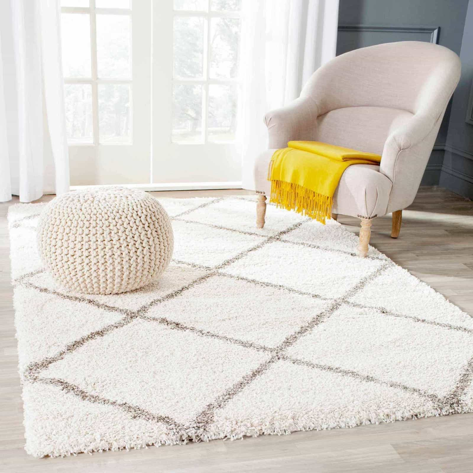 Featured Photo of 15 Best Shag Rugs Decor Ideas