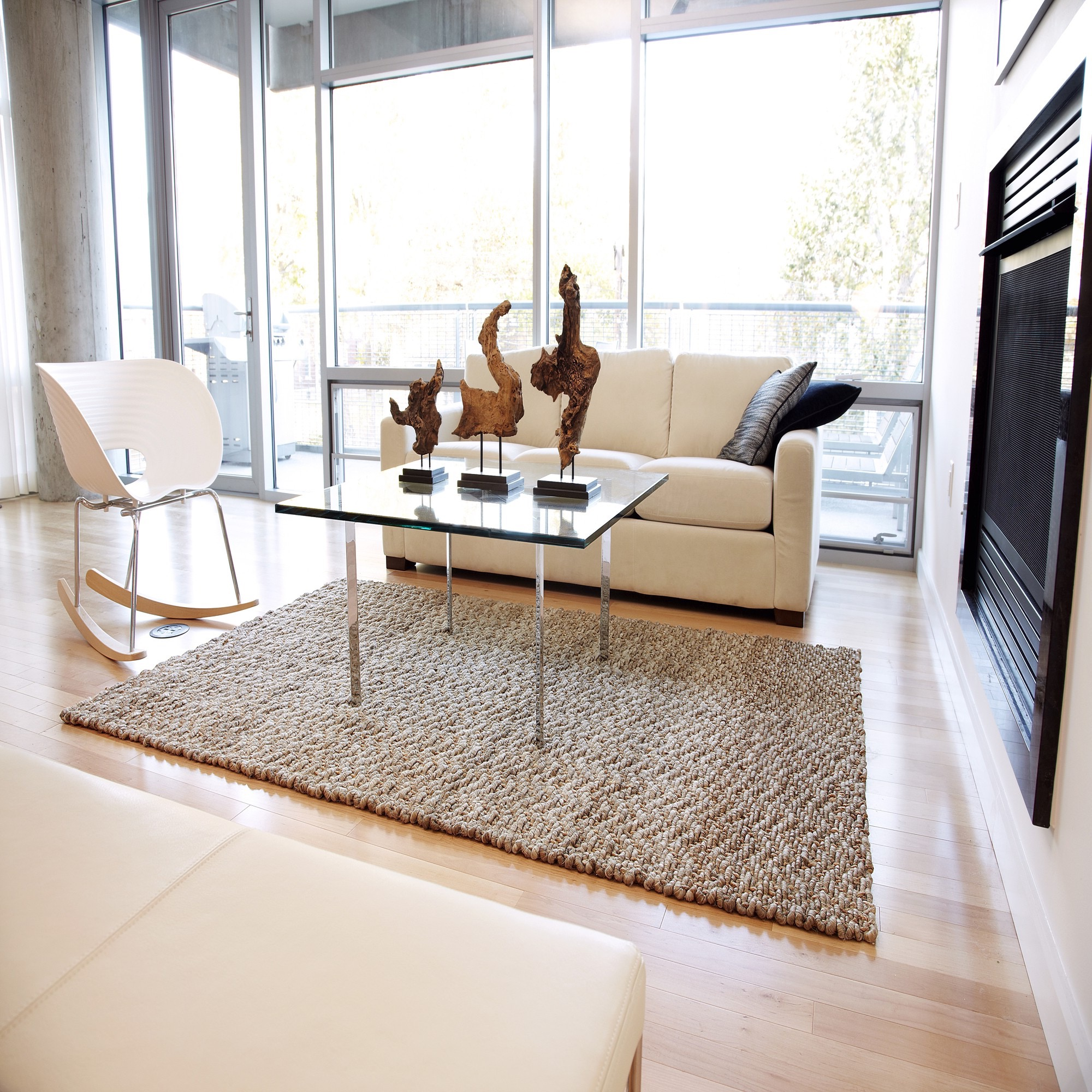 Featured Photo of 15 Stunning Braided Rugs Decor Ideas