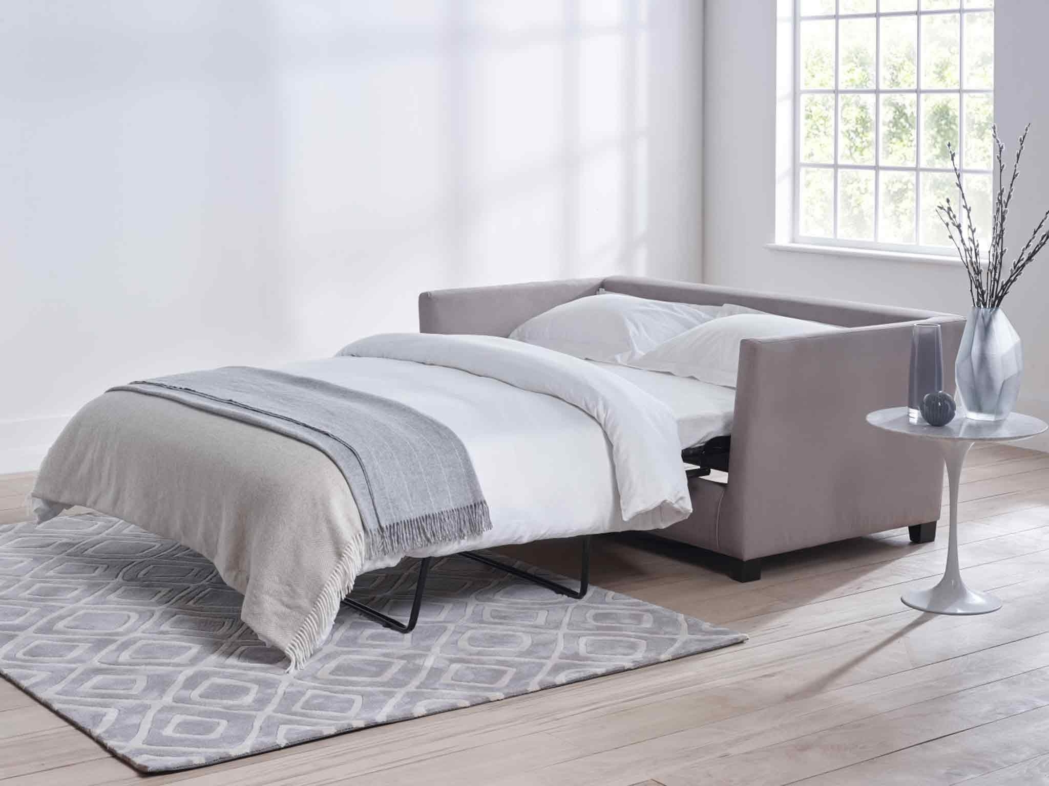10 Best Sofa Beds | The Independent Inside Sheets For Sofa Beds Mattress (Image 1 of 20)
