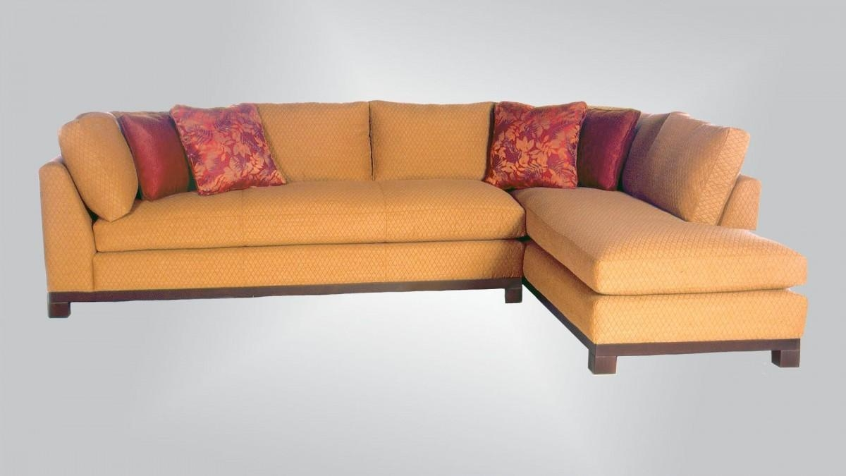 1040 – Sectional – Burton James In Burton James Sectional Sofas (Image 1 of 20)
