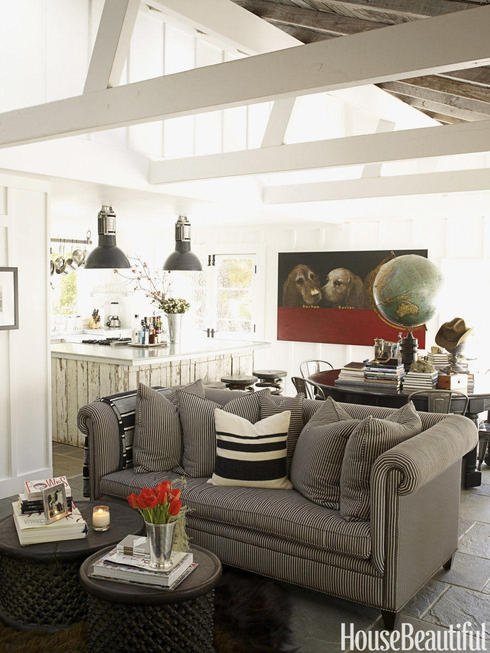 11 Small Living Room Decorating Ideas – How To Arrange A Small Regarding Small Lounge Sofas (Image 1 of 20)