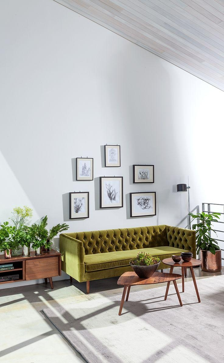 14 Best The Modern Chesterfield Images On Pinterest | Chesterfield Regarding Mint Green Sofas (View 16 of 20)
