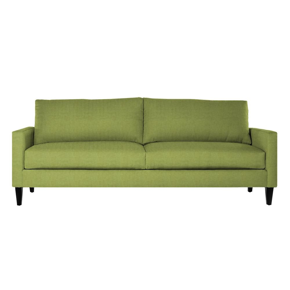 1460671970 With Chartreuse Sofas (Image 1 of 20)