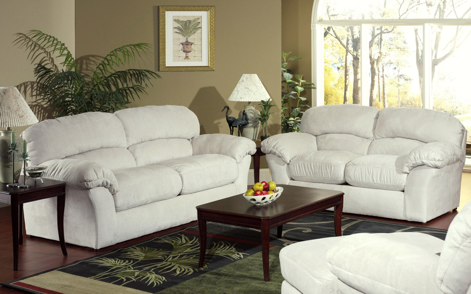 15 Awesome White Living Room Furniture For Your Living Space in Sofa Chairs For Living Room