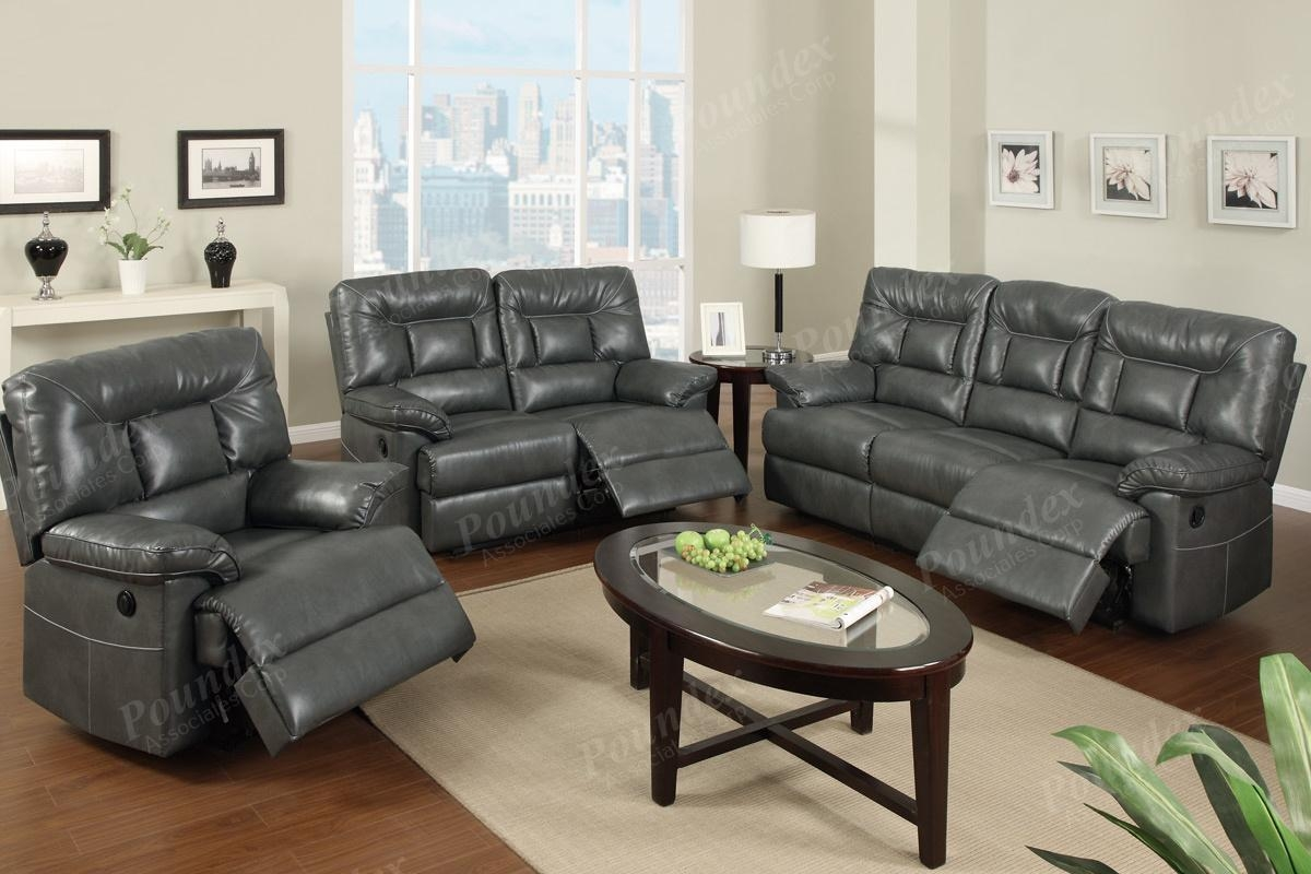 15 Leather Reclining Sofas And Loveseats | Carehouse Inside Sofas And Loveseats (Image 1 of 20)