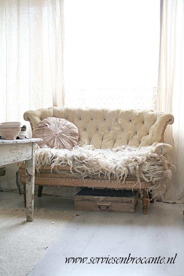159 Best French Country, Shabby Chic & Cottage Style Sofas Images Regarding Country Cottage Sofas And Chairs (Image 2 of 20)