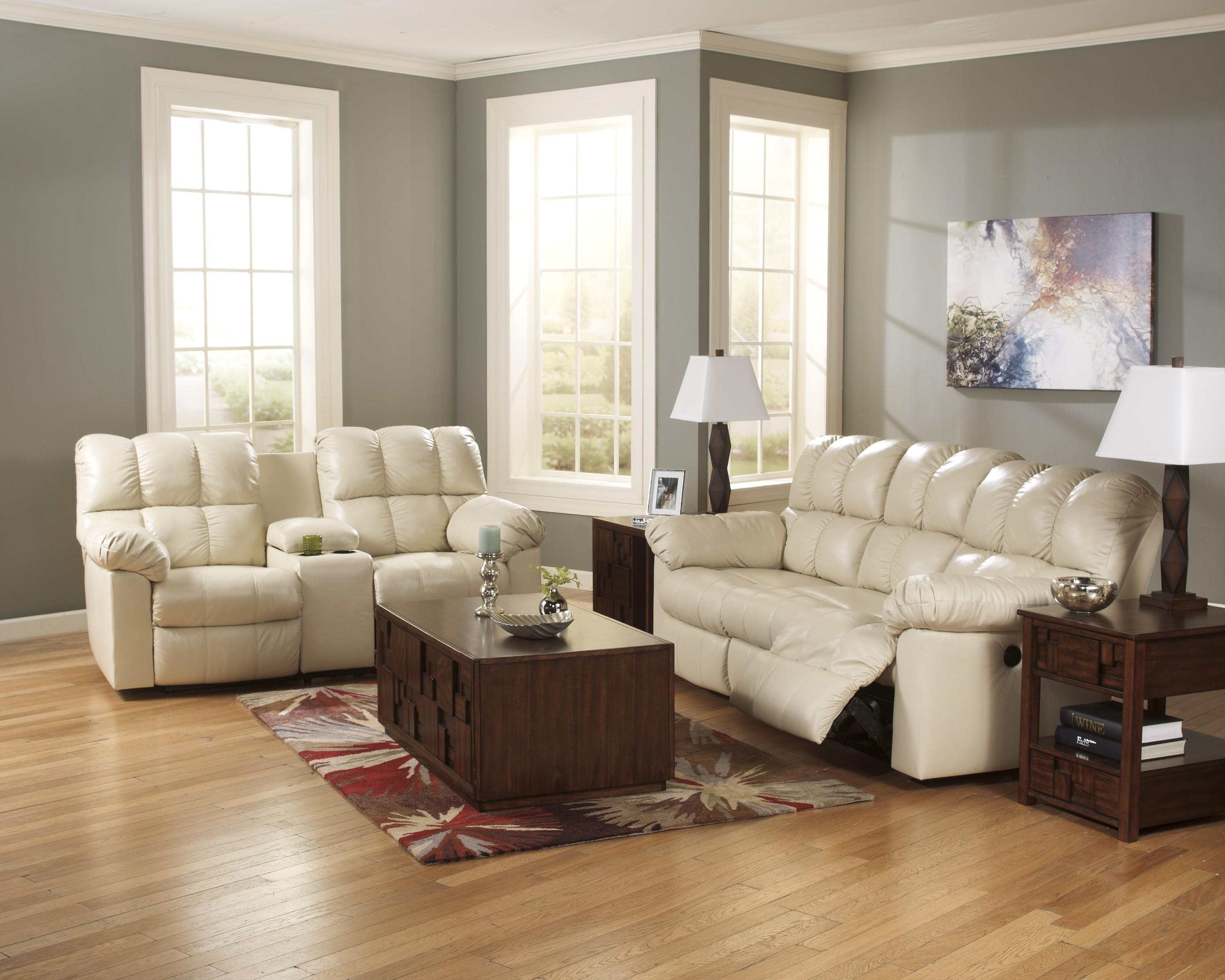 Cream And Oak Lounge Furniture