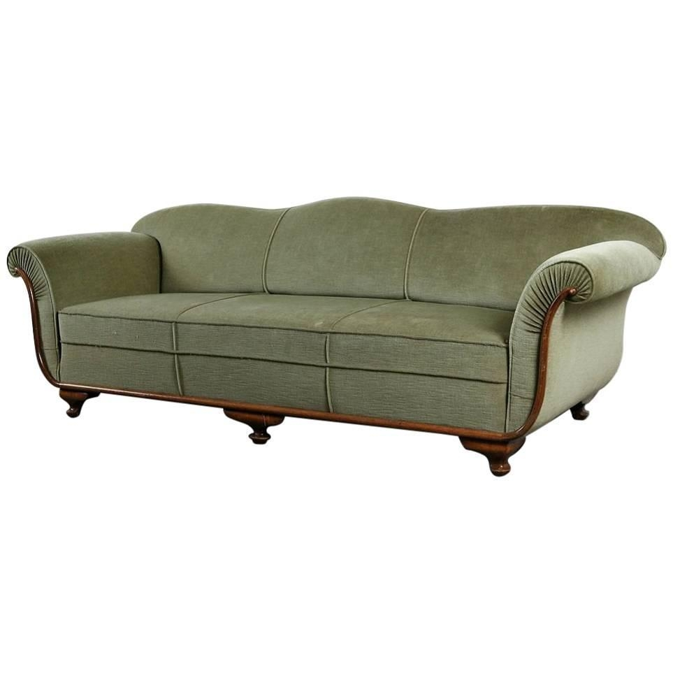 1930S Sofas - 134 For Sale At 1Stdibs for 1930S Sofas