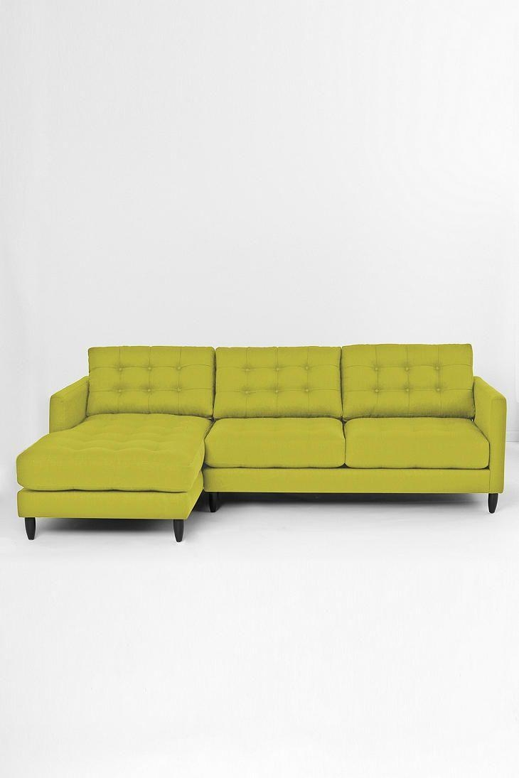 195 Best Sofa Infatuation! Images On Pinterest | Anthropology with regard to Yellow Chintz Sofas