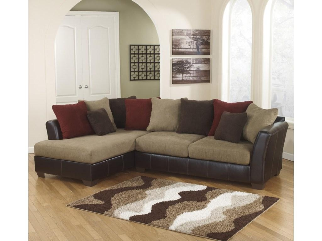 2 Piece Sectional Sofa Ashley | Tehranmix Decoration Inside Sectional Sofas Ashley Furniture (Image 1 of 20)