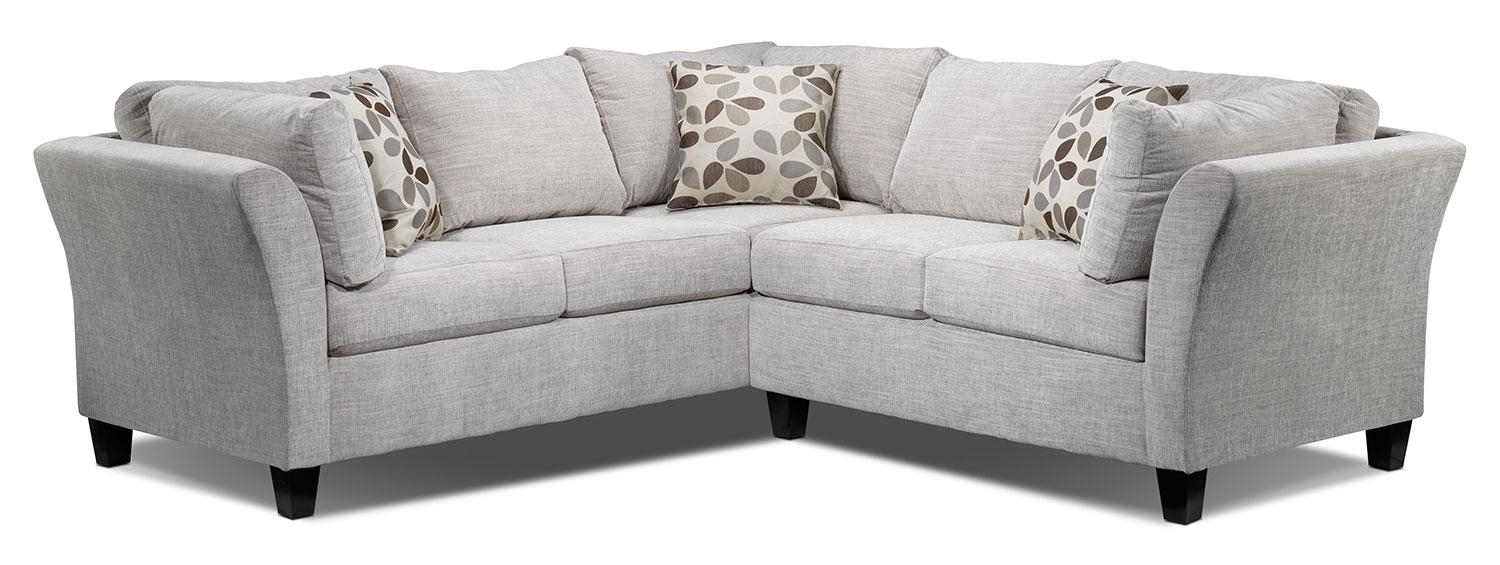 2 Piece Sectional Sofa Canada | Tehranmix Decoration Within Small 2 Piece Sectional (Image 2 of 20)