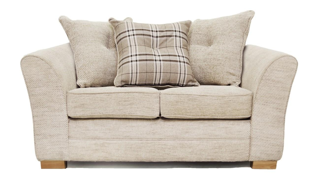 2 Seater Sofas & Suites | Fabric & Leather | Ahf regarding Small 2 Seater Sofas