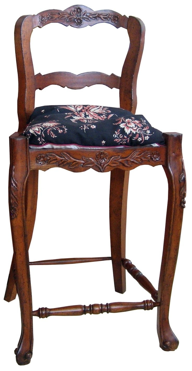 20 Best French Country Counter Stools Images On Pinterest Pertaining To French Country Counter Stools Decor For Your Kitchen (View 15 of 20)
