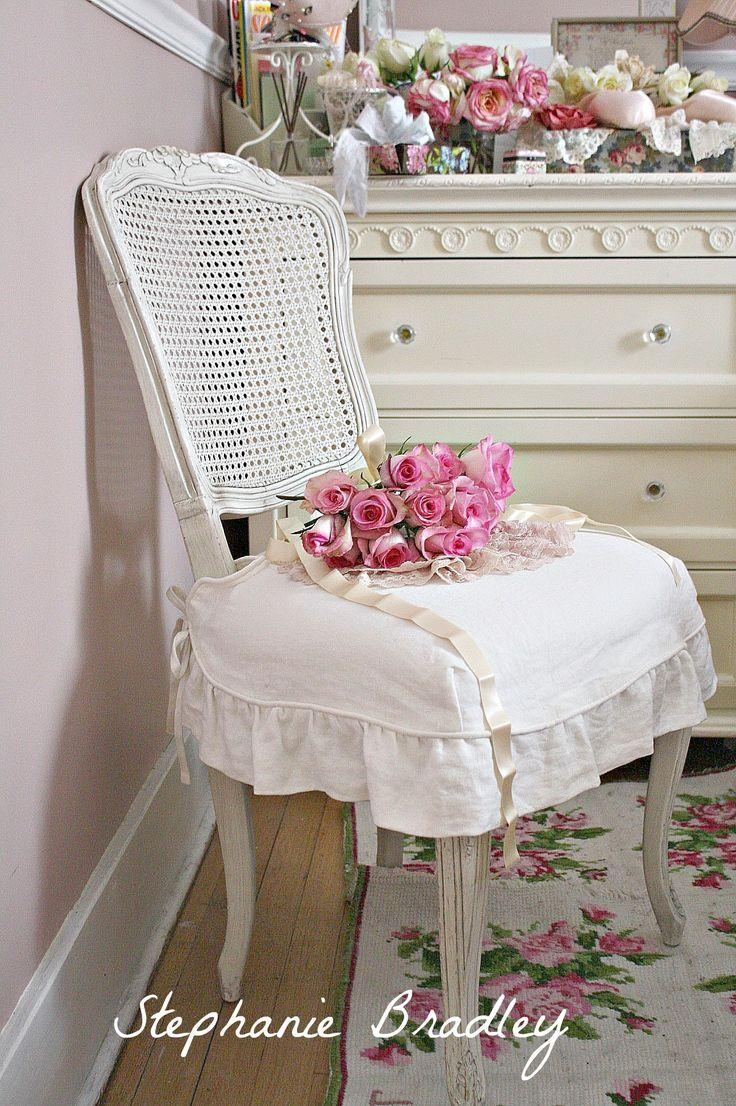 234 Best Slipcovers Images On Pinterest | Chairs, Chair Covers And With Shabby Slipcovers (Image 1 of 20)