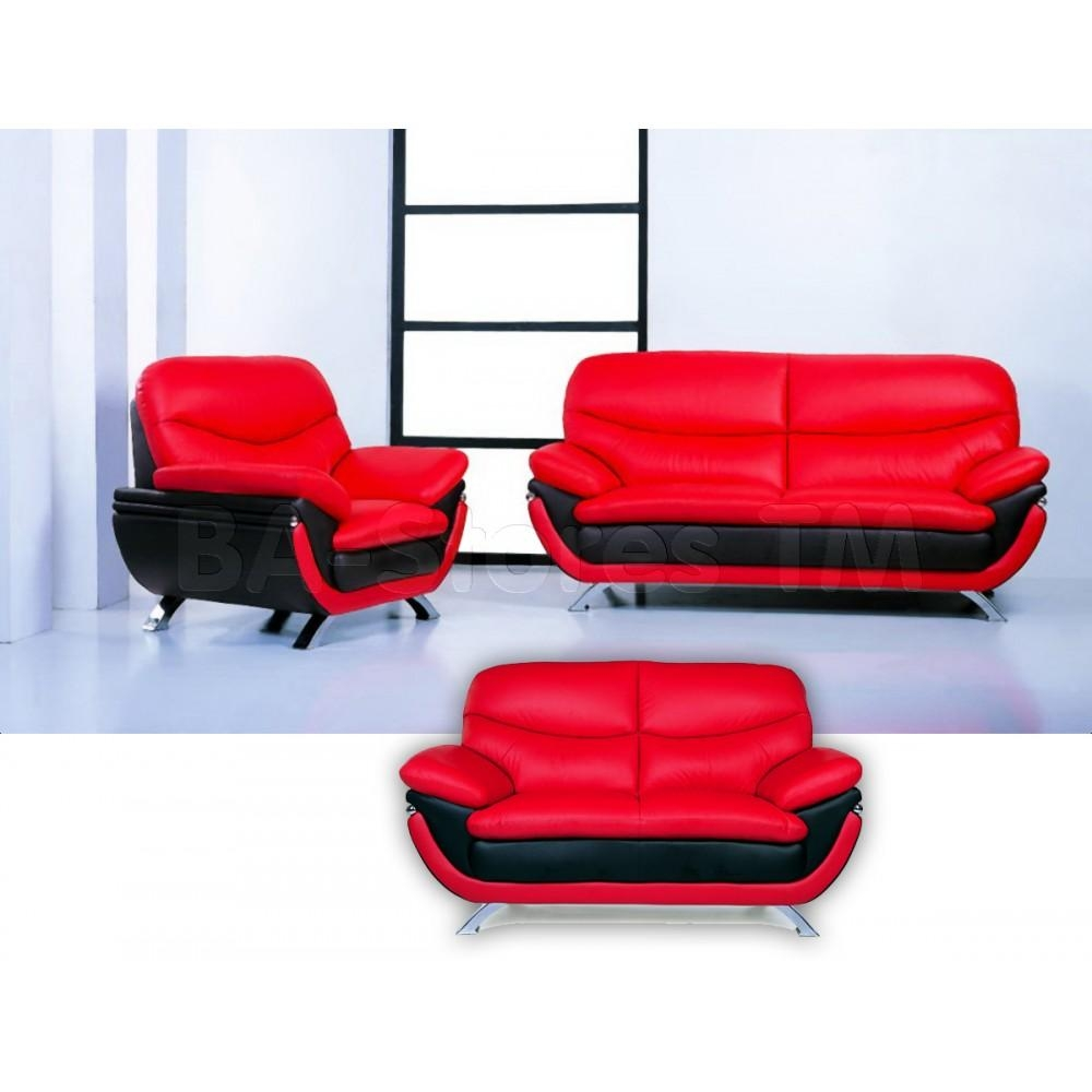 20 Photos Sofa Red And Black Sofa Ideas
