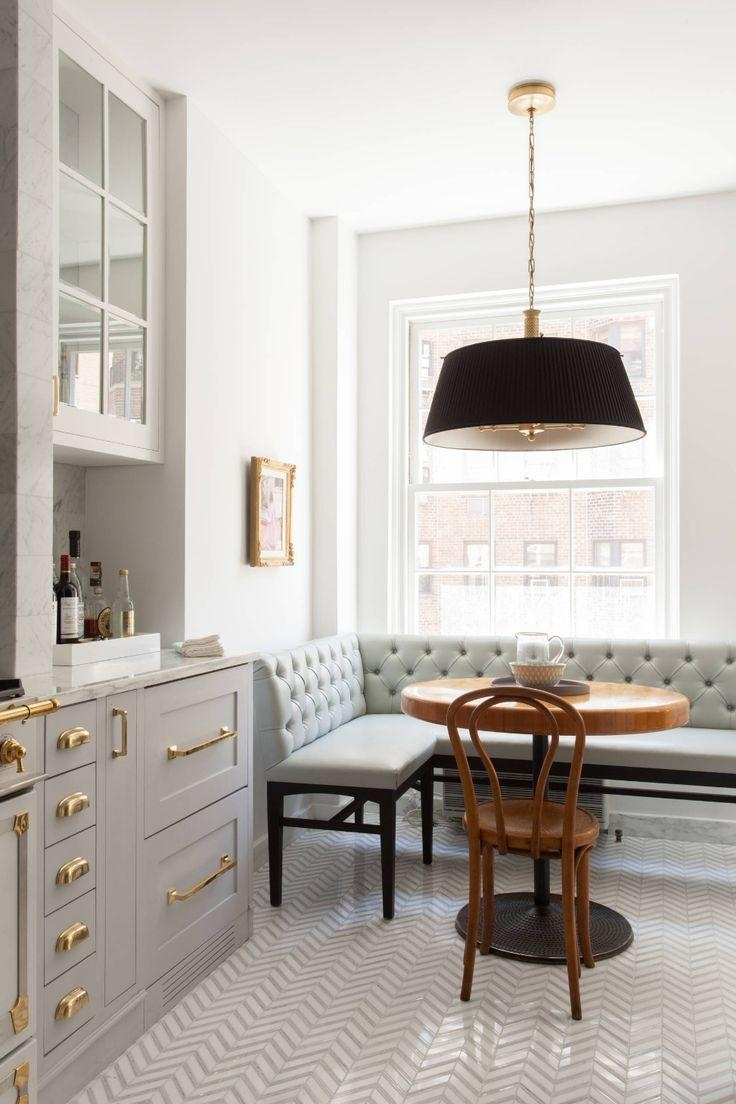 241 Best Dining Spaces Images On Pinterest | Dining Room, Dream In Sofas For Kitchen Diner (View 14 of 21)